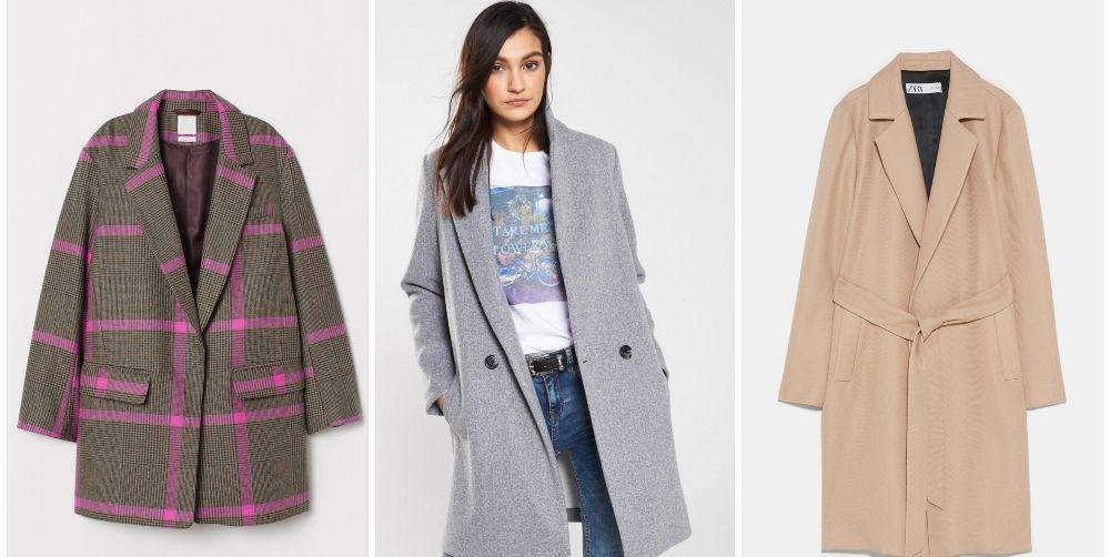 11 affordable spring coats that could be designer