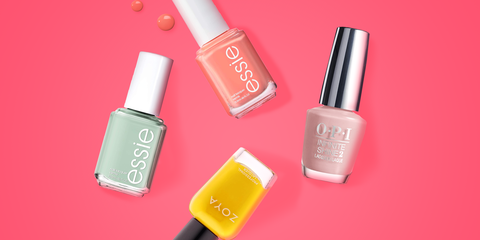 12 Prettiest Spring Nail Colors - Best Spring 2019 Nail Polish Trends