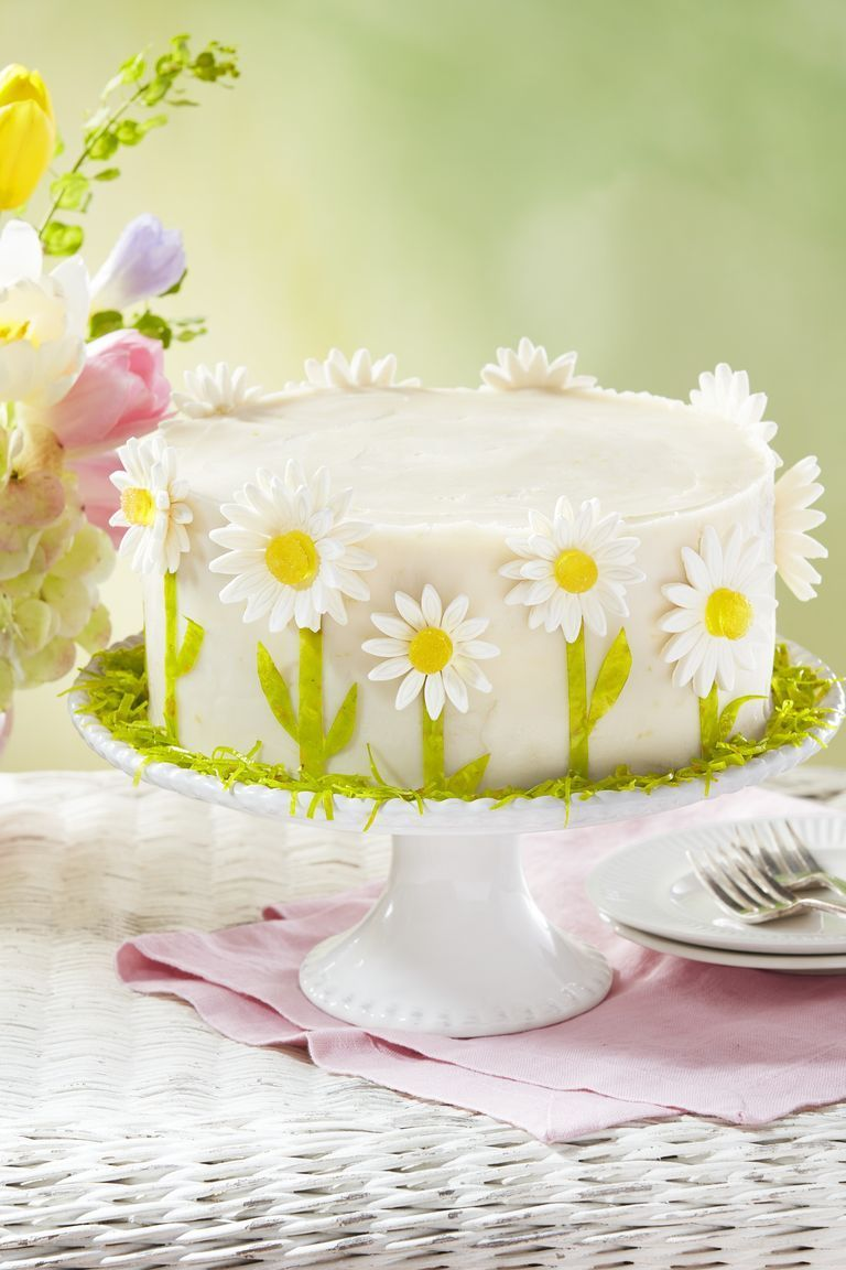 20 Best Cake Decorating Ideas How To Decorate A Pretty Cake