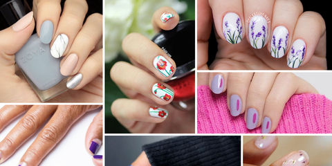 38 Fall Nail Art Ideas Best Nail Designs And Tutorials For Fall 2018
