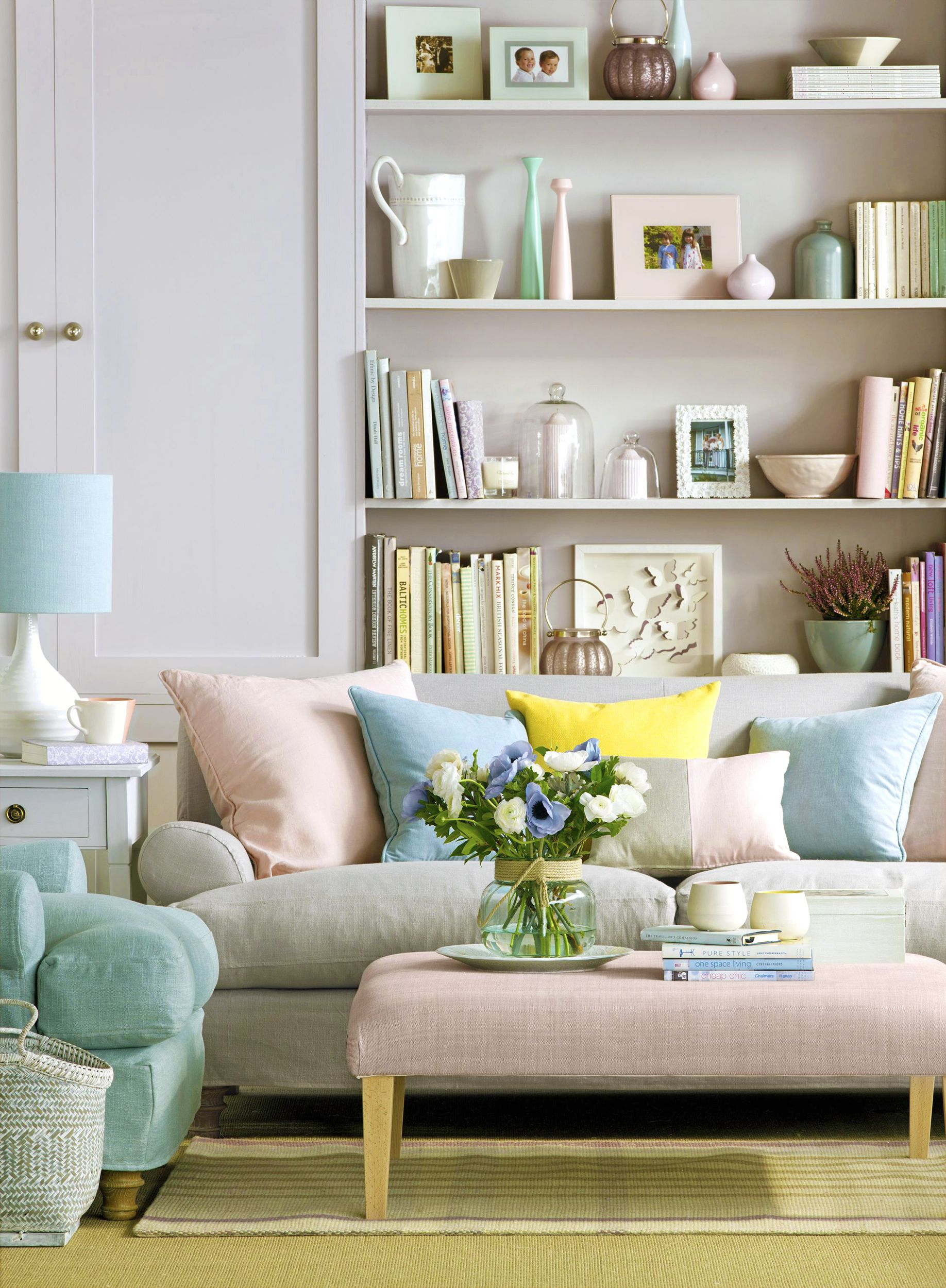 26 Spring Decor Ideas To Freshen Up Your Home Best Spring Decorating Ideas For The Home