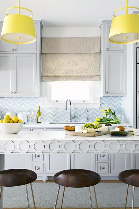 Spring Decor Ideas - Kitchen