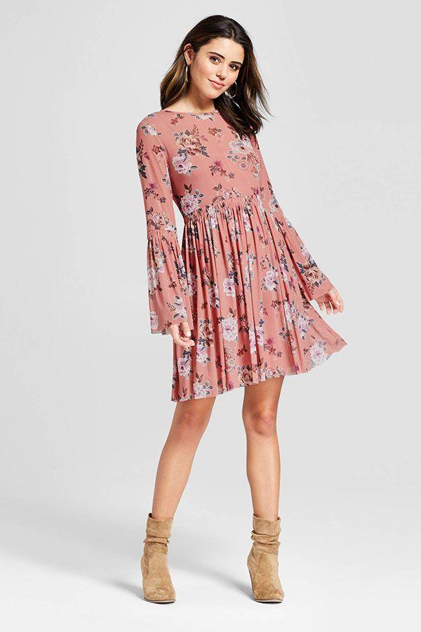 15 Flirty Flowy Dresses That Will Make You Wish It Was Spring Already