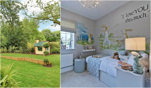Show Homes Interior Design   Beautiful Easter And Spring Style Show Homes