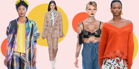 efbf1f6bf4 31 Spring 2019 Fashion Trends - Top Spring Runway Trends for Women