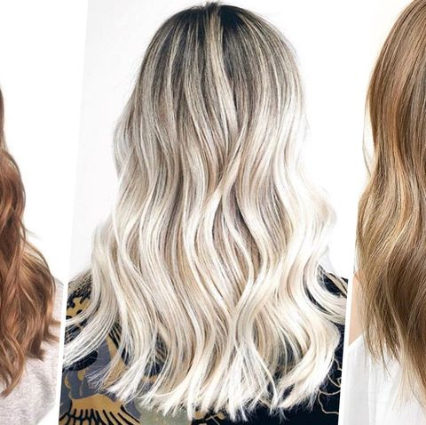 Blonde Hair Colors of 2018 - Best Ideas for Blonde Hair