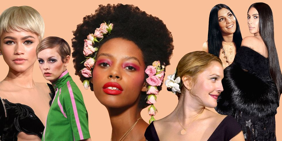 4 Vintage Hair Trends That Will Be Big This Spring, According to a Celebrity Hairstylist