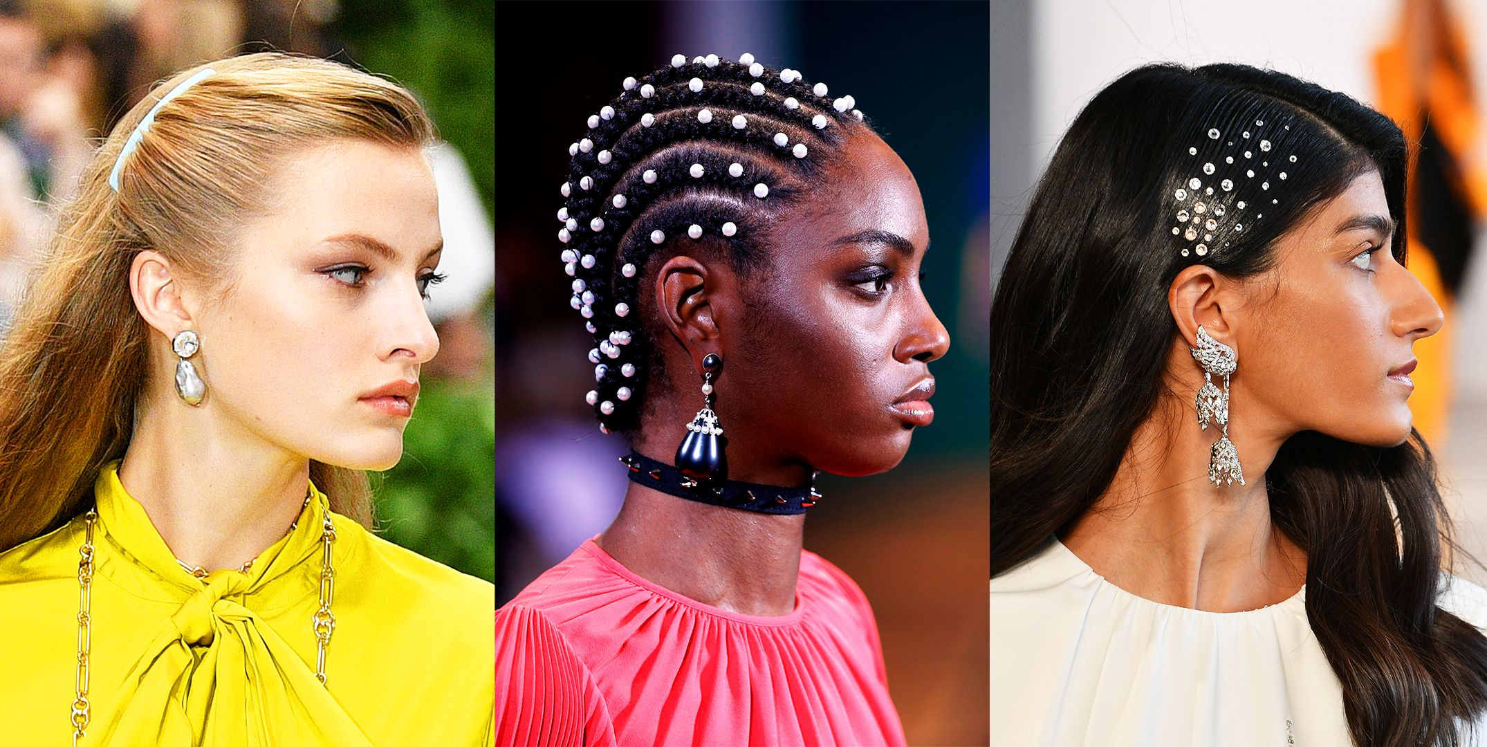 Spring 2020 Hair Trends.Spring 2020 Hair Trends 13 Prettiest Hairstyles From