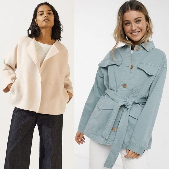 Spring jacket women