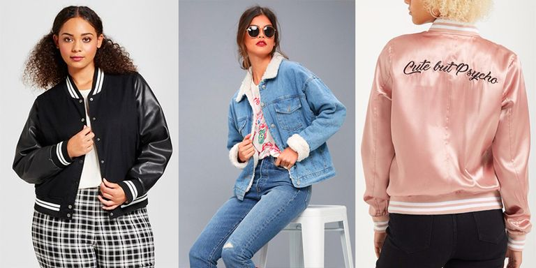 18 Best Spring Jackets 2018 Cute Lightweight Spring Jackets For Girls