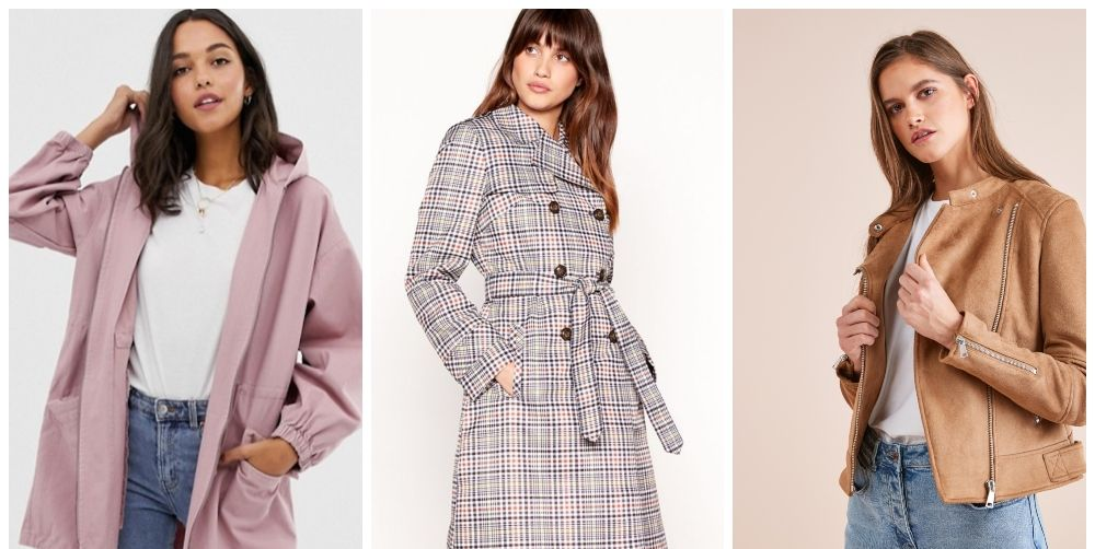 12 flattering spring jackets you can wear now, from just £29.99