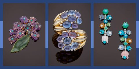 Spring Floral Jewelry