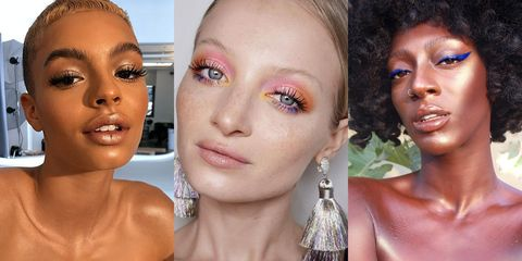 Spring Makeup Trends For 2019 That Are Doable And Oh So Pretty