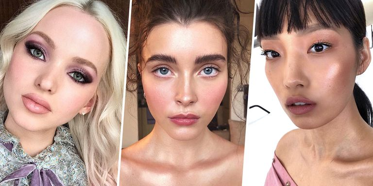These 2019 Haircut Trends Are About To Make This Year Even: 6 Prettiest Spring Makeup Trends 2018