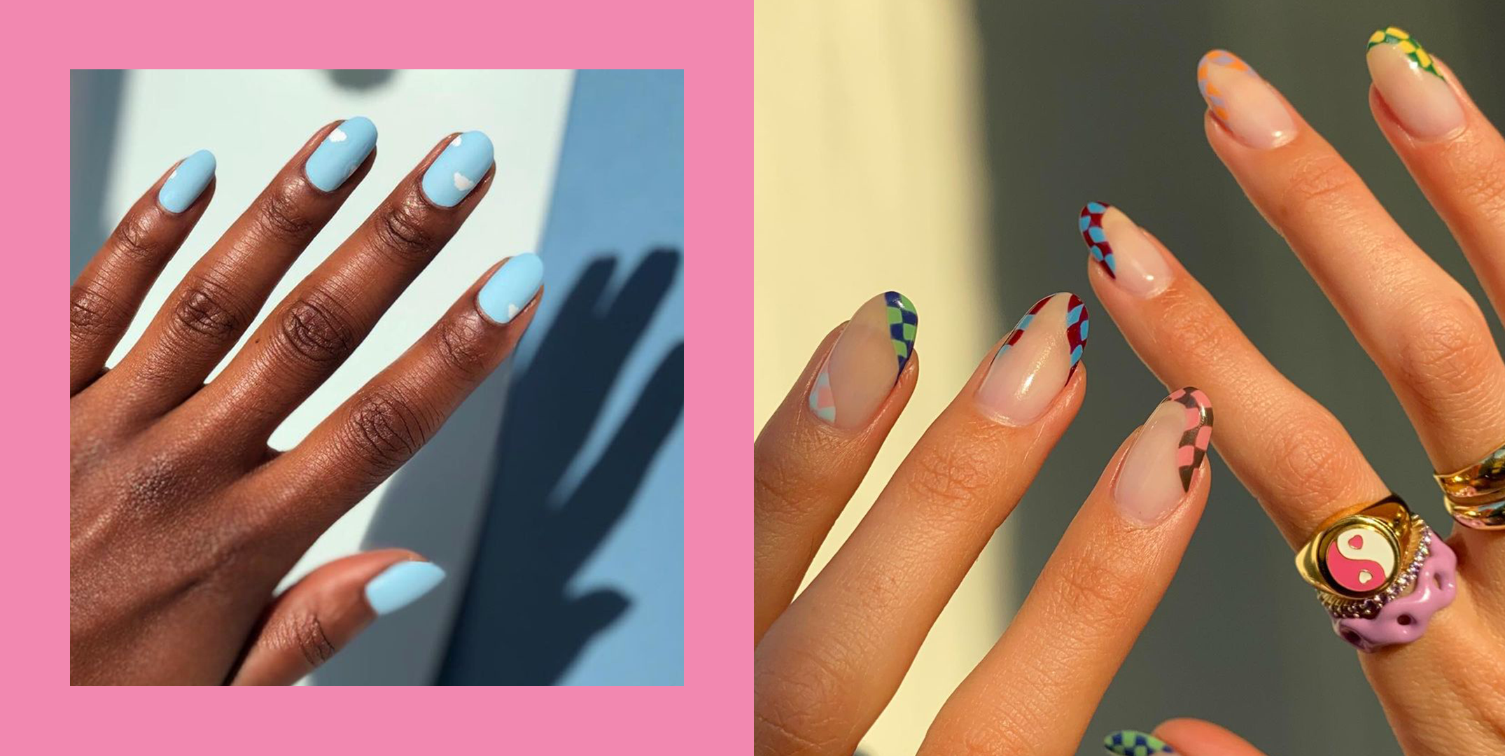 4 Spring 4 Nail Trends and Manicure Designs to Try Now