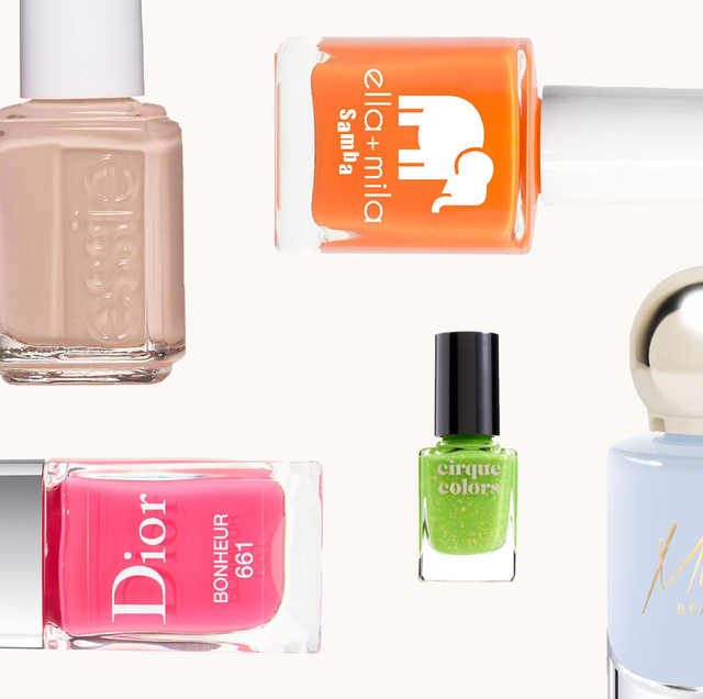 best spring nail polishes
