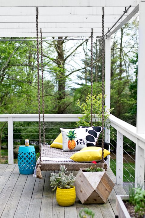 21 Creative Deck Ideas Beautiful Outdoor Deck Designs To Try At Home