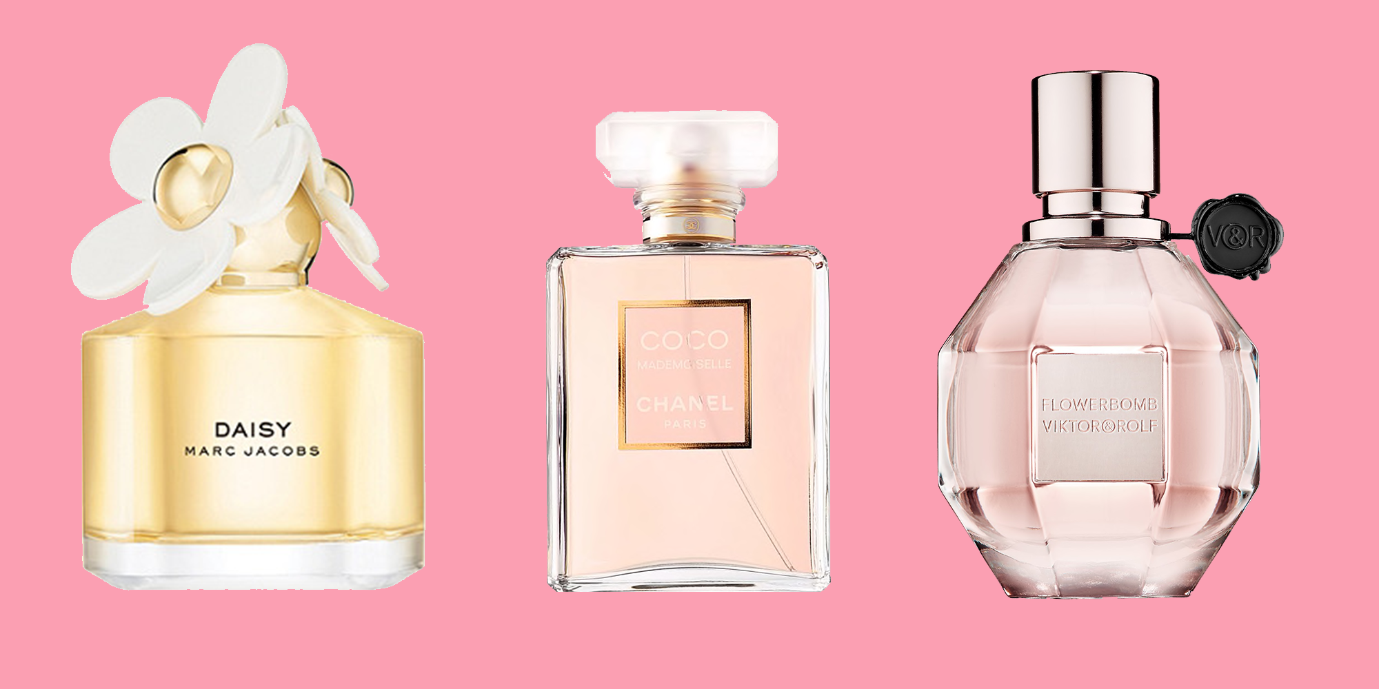 Best Floral Perfumes for Spring
