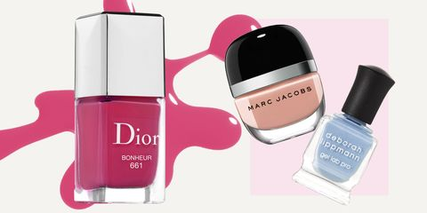 14 Spring Nail Colors For 2018