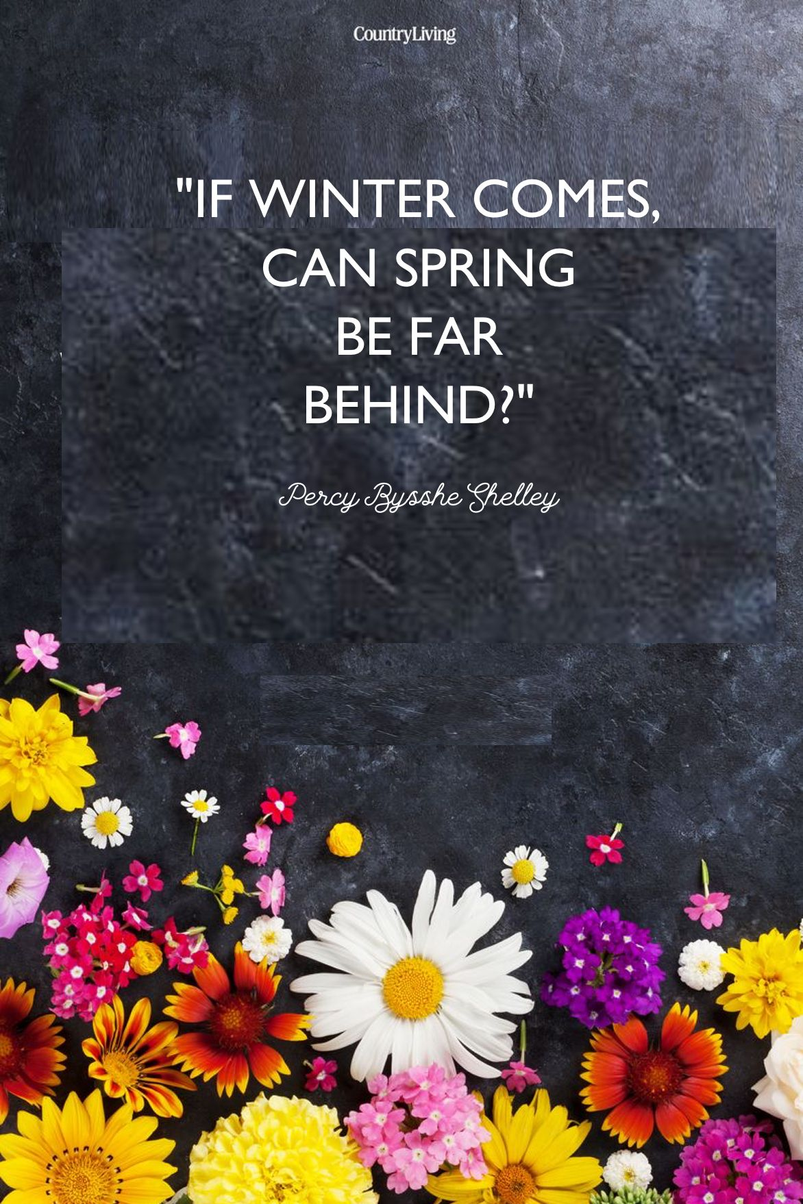 Winter and spring quotes