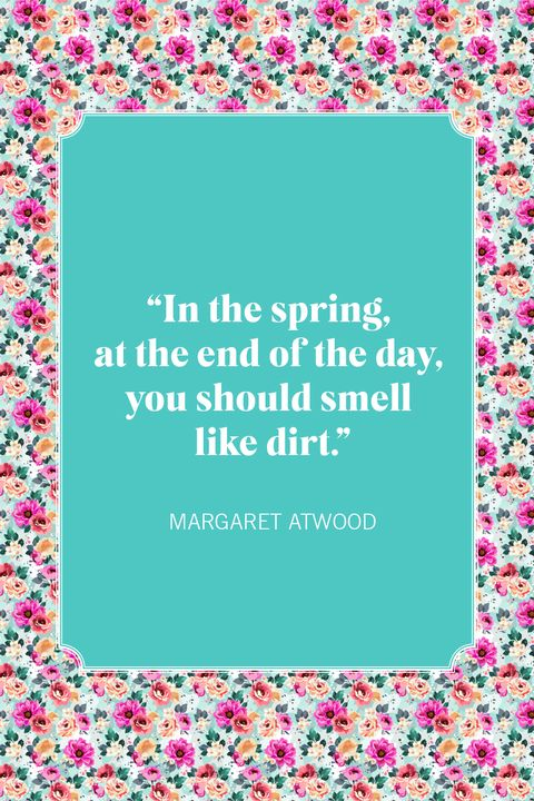 spring quotes margaret atwood