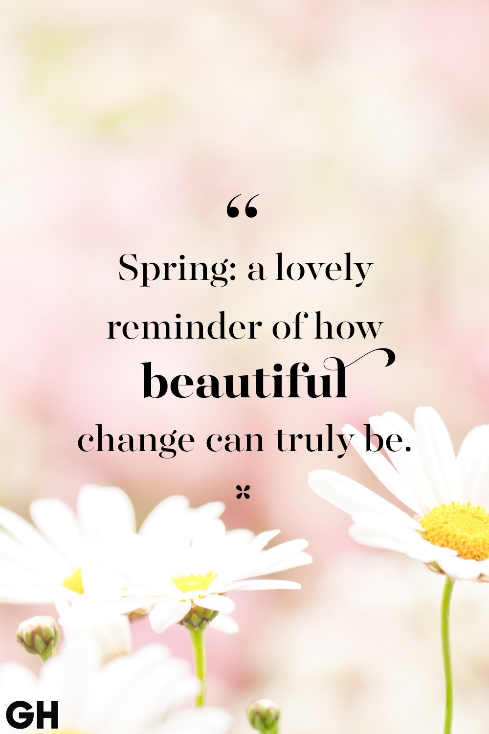 Spring Quotes Unknown Beautiful Change