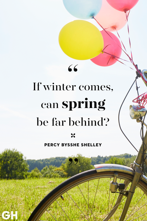 happy spring quotes   sayings about spring and flowers spring quotes percy bysshe shelley if winter comes