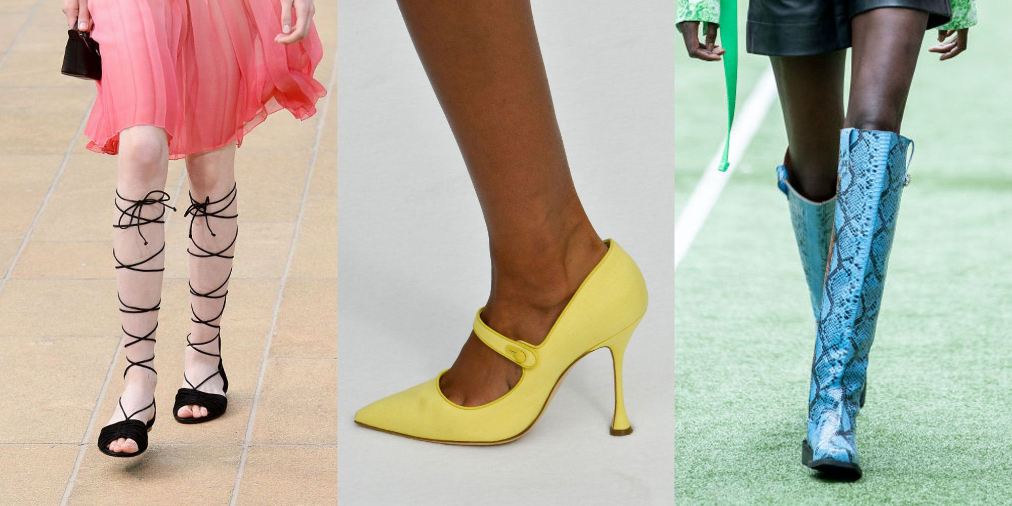 Spring Summer 2020 Footwear Trends.10 Spring 2020 Shoe Trends Best Spring Shoe Trends 2020
