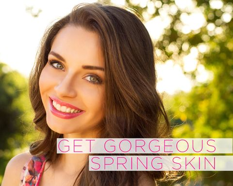 How You Should Switch Up Your Skin-Care Routine for Spring