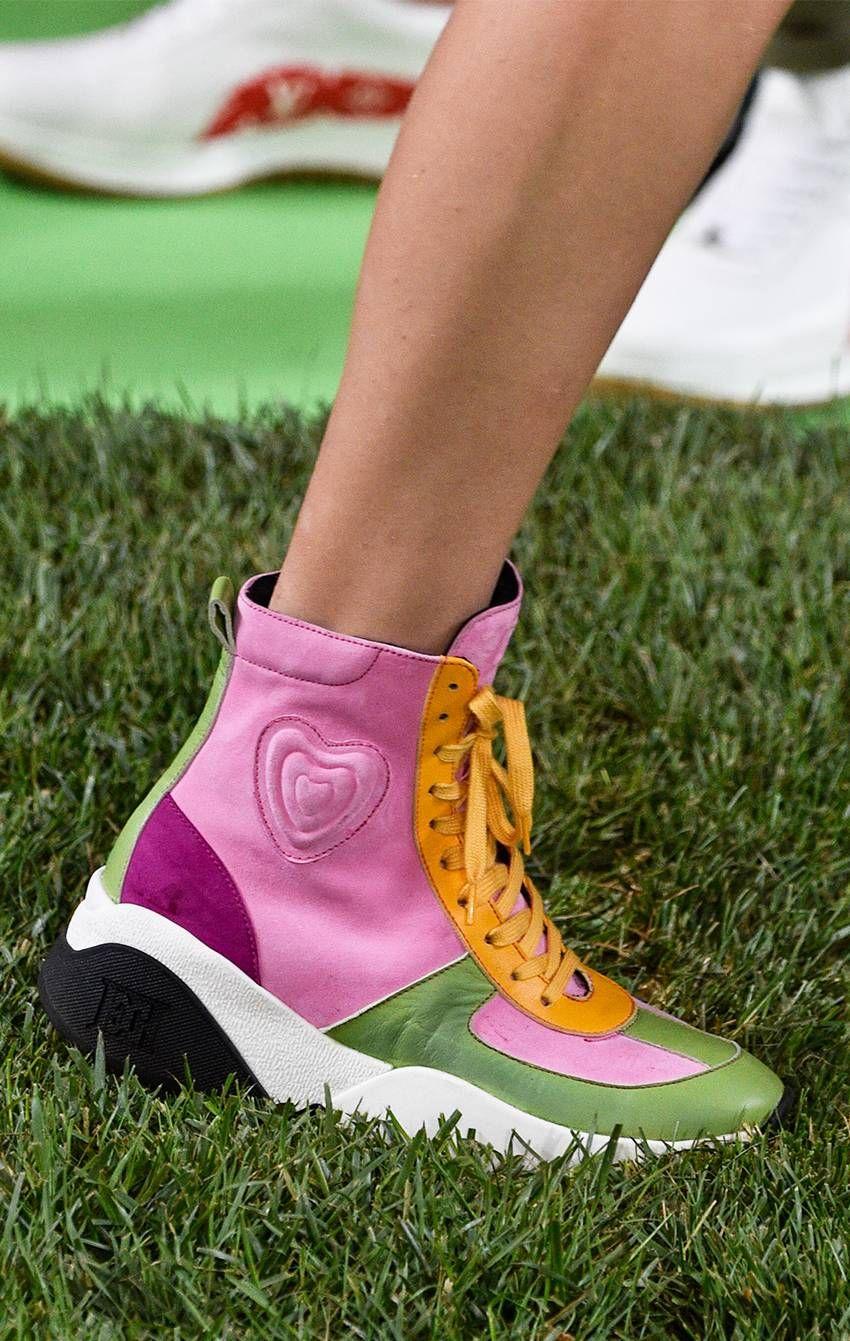 De Sneaker Trends Voor Lentezomer 2019