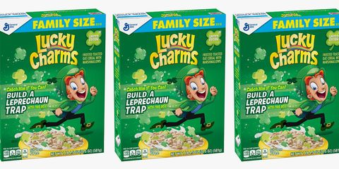 Spring Lucky Charms Are Back for Another Magically Delicious St. Patrick's Day