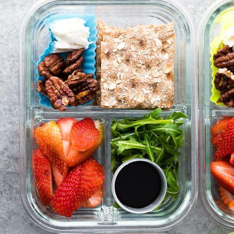 Strawberry Bento Box