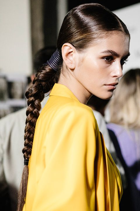 Spring/summer 2019 Hair Trends