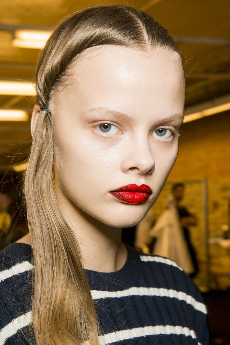spring summer 2018 hair makeup trends