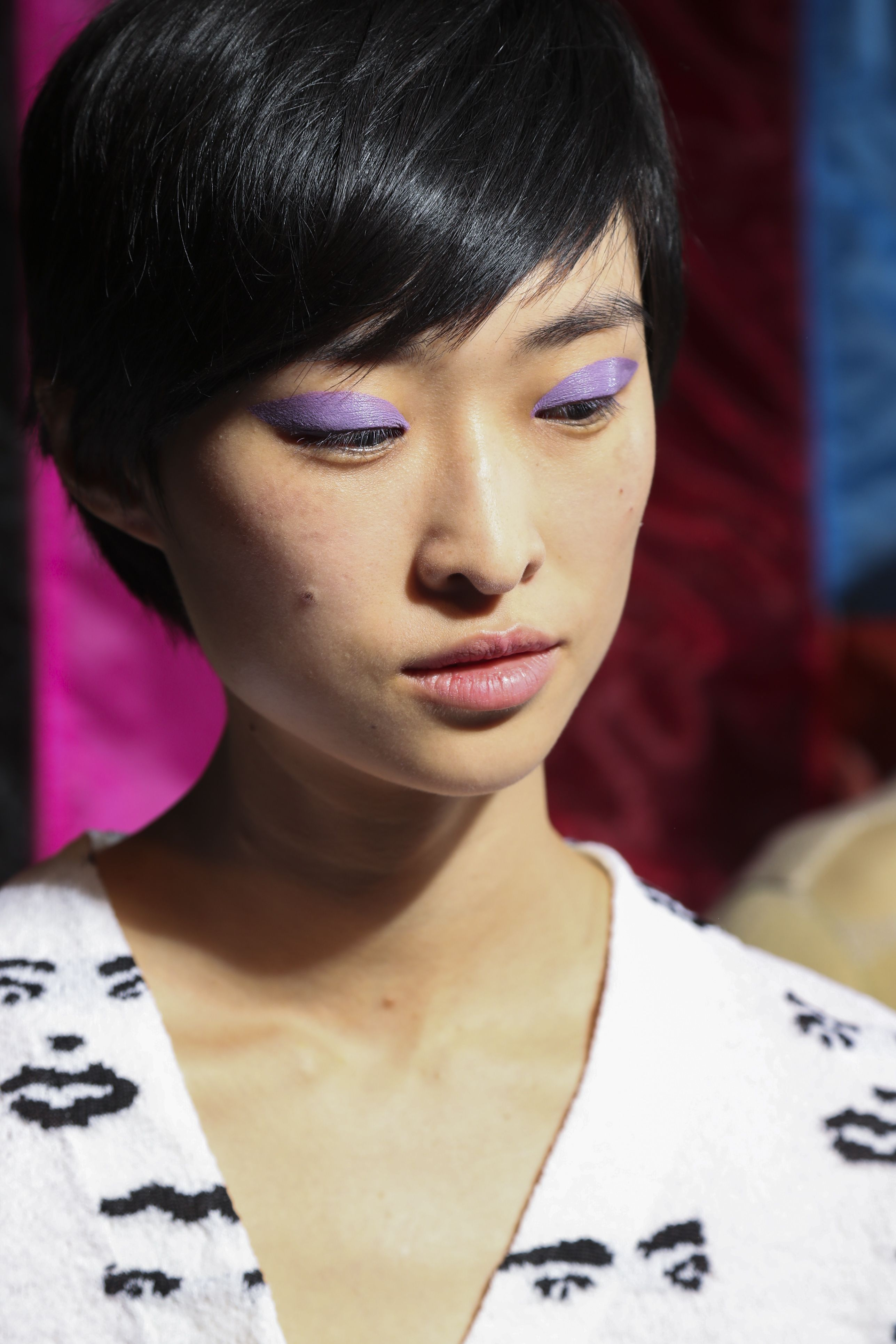 85f5f31cef Spring Summer 2018 hair and makeup trends