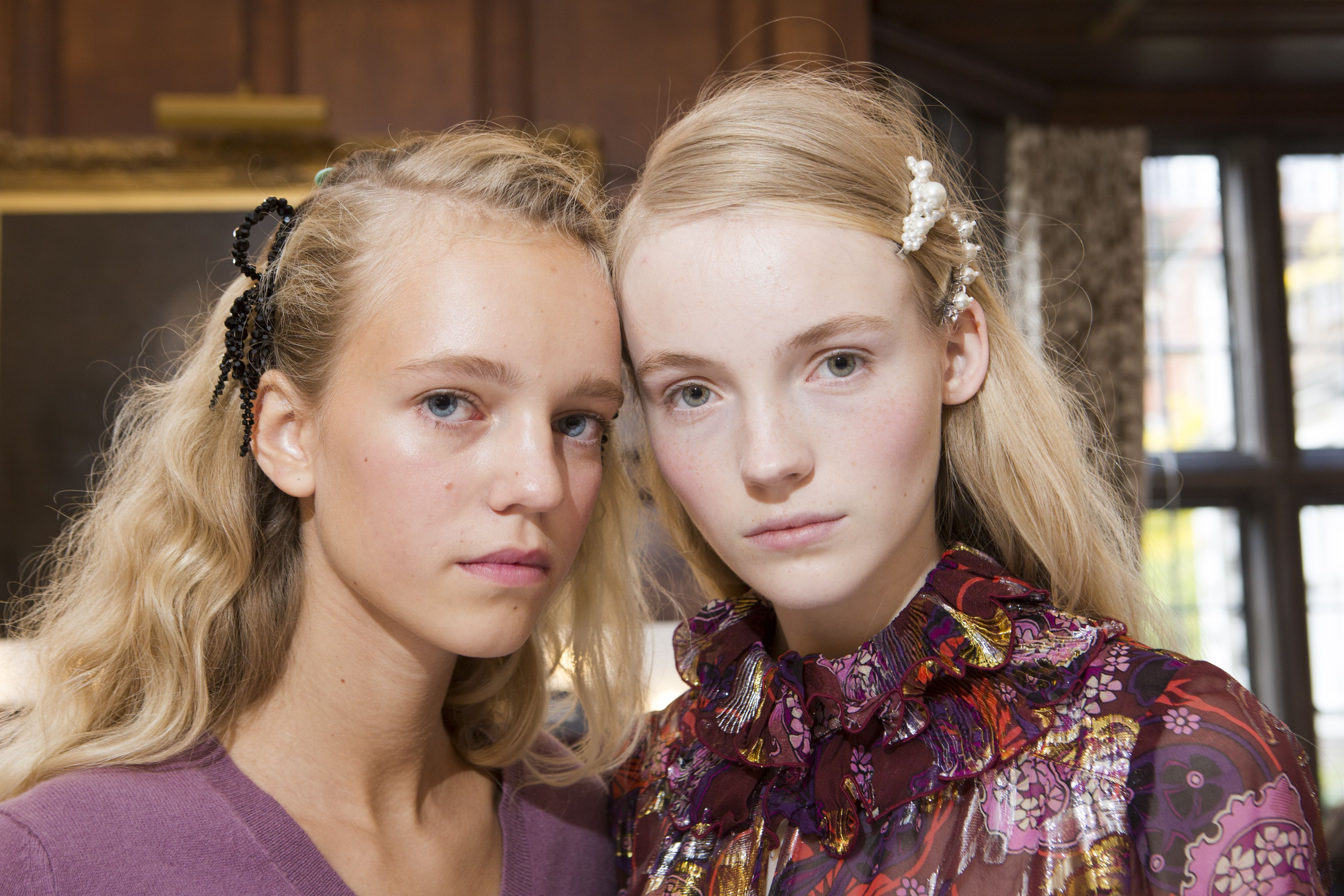 Spring Summer 2018 Hair And Makeup Trends