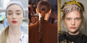 Spring/summer 2018 hair accessories trends