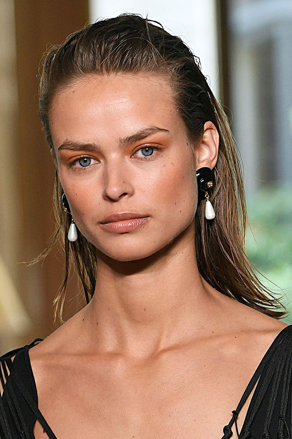 Spring/summer 2019 hair trends, catwalk hair trends, hairstyles for SS19