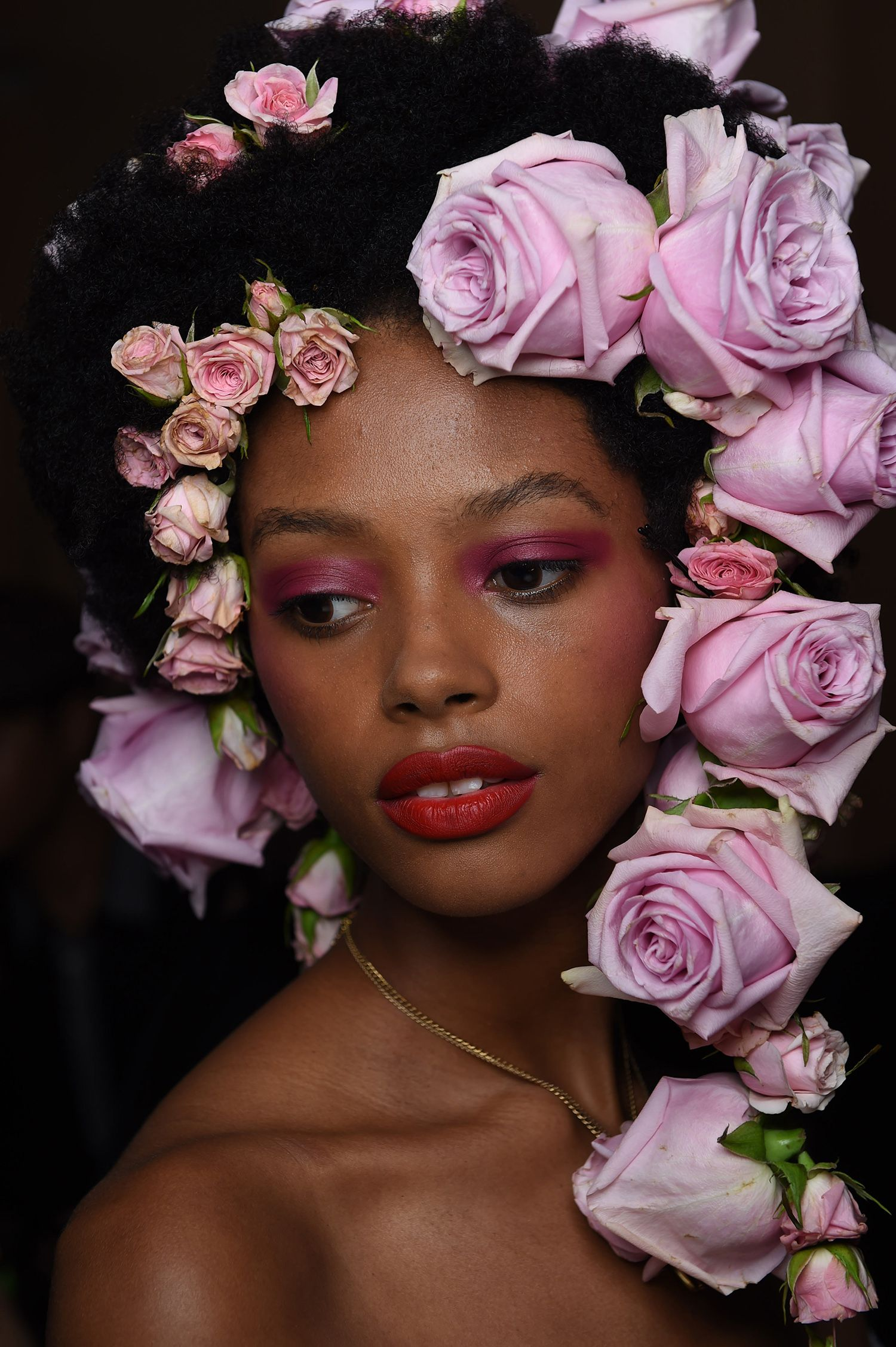 Spring/summer 2019 make-up trends - Catwalk beauty trends
