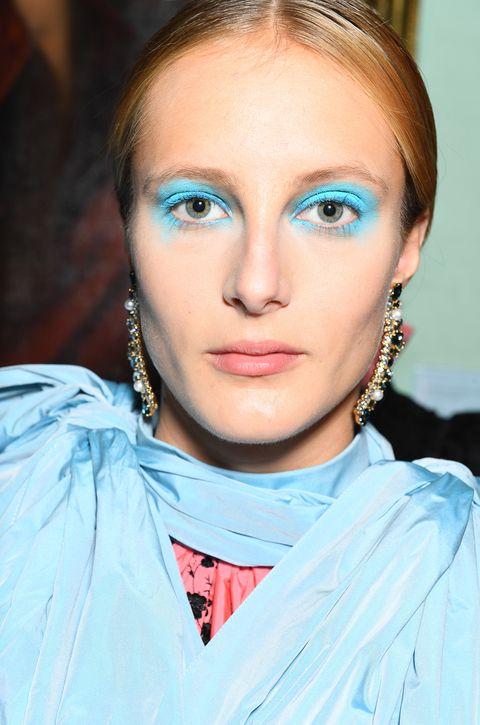 Spring/summer 2019 make-up trends - Catwalk beauty trends