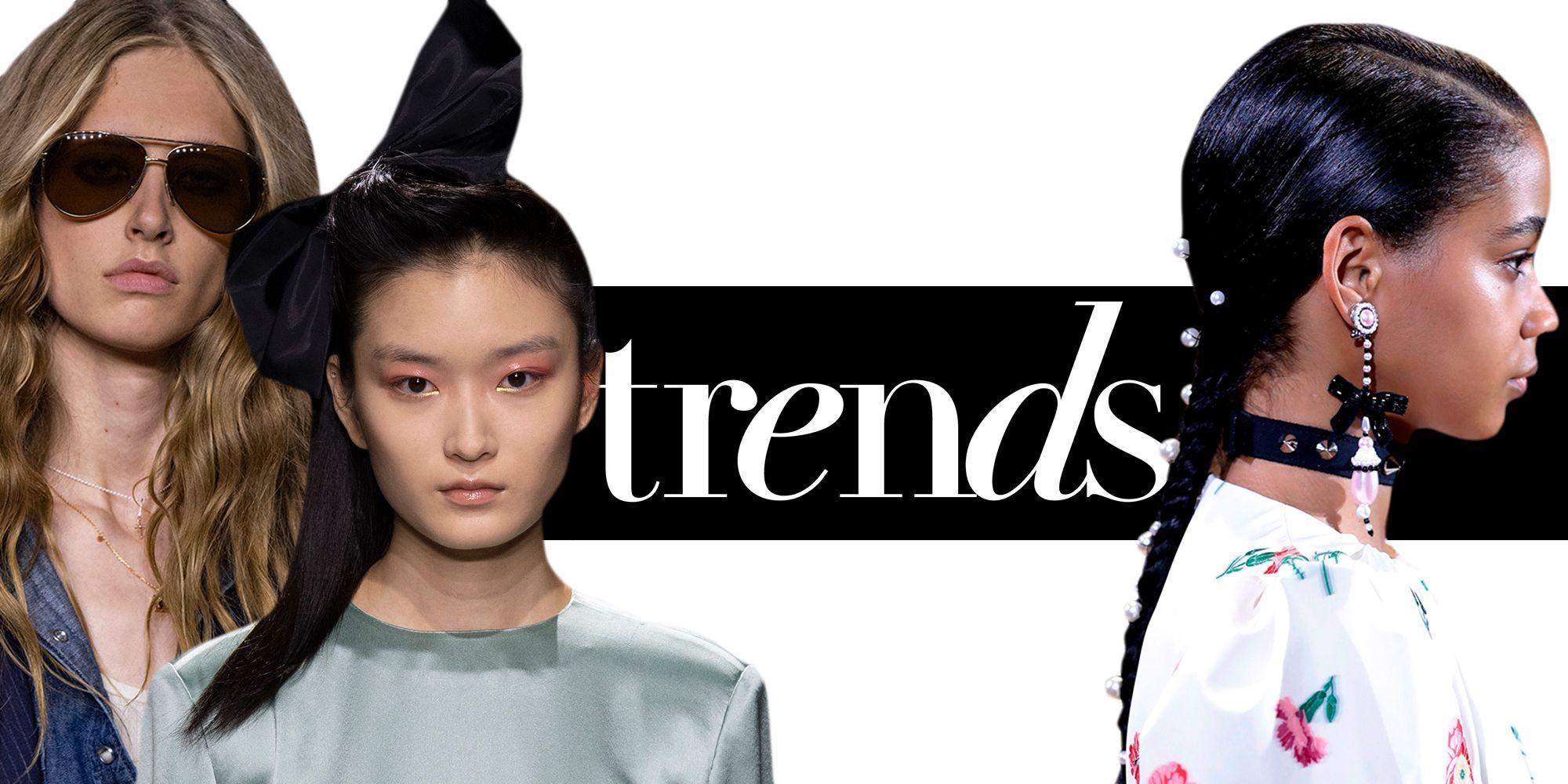 2020 summer hair trends