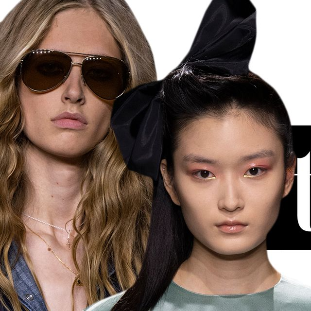 Spring Summer 2020 Hair Trends.Spring Summer 2020 Hair Trends Ss20 Hairstyle Trends
