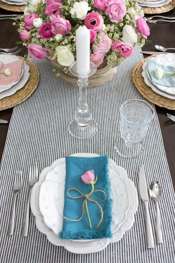 57 Spring Centerpieces And Table Decorations Ideas For Settings