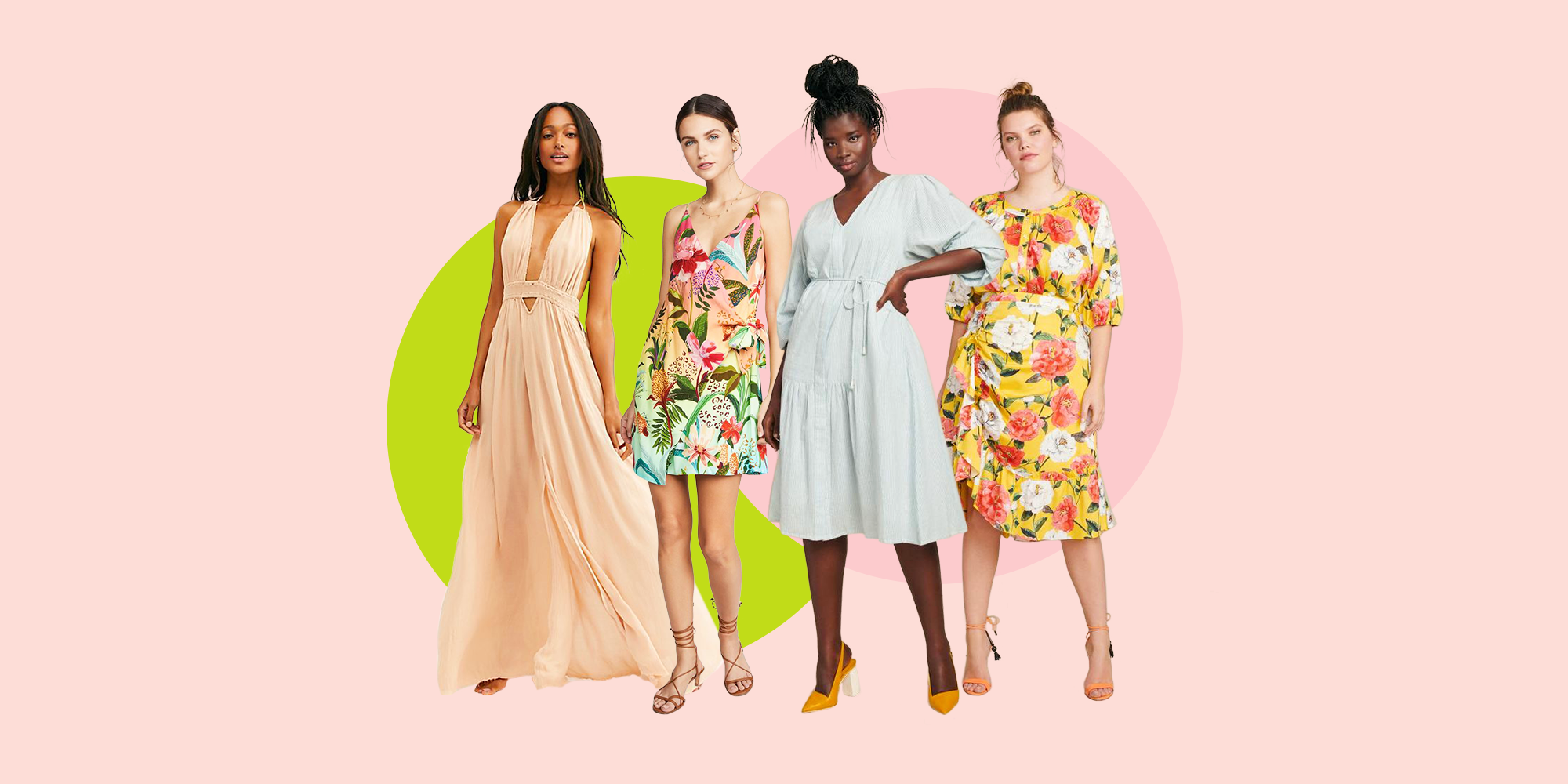 16 Cute Spring Wedding Guest Dresses What To Wear To Spring 2020