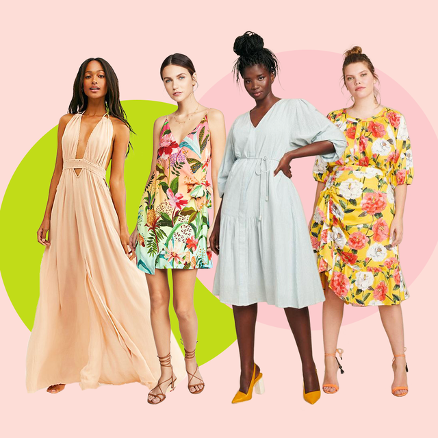 16 Cute Spring Wedding Guest Dresses What To Wear To Spring 2020 Wedding,Plus Size Wedding Dresses Under 300