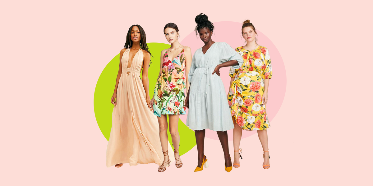 16 Cute Spring Wedding Guest Dresses What To Wear To Spring 2020 Wedding,Weddings Dresses Online