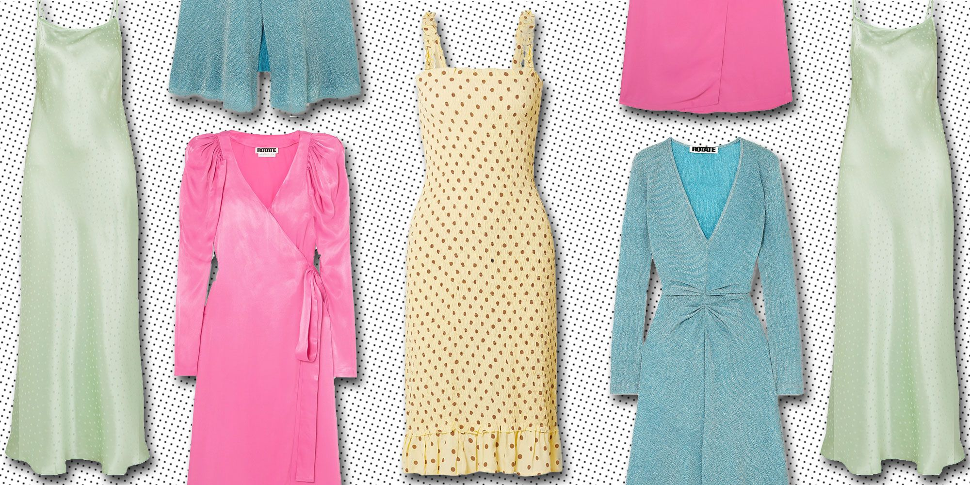 What To Wear To A Spring Wedding Wedding Guest Dresses