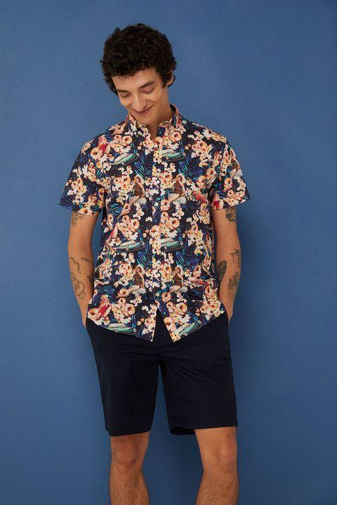camisa hawaiana 2021