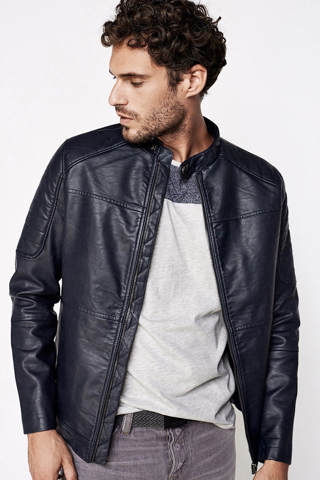 Buscas chupa nueva? 25 chaquetas de cuero desde 25 euros (y