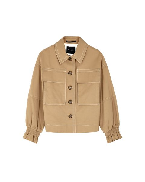 still life shot palones jacket at harvey nichols   £180